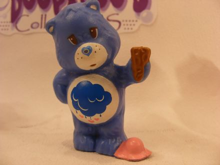 VINTAGE GRUMPY CARE BEARS MINIATURE